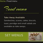 WebsiteFoodMenu