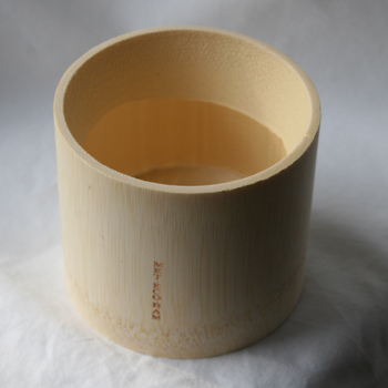 Bamboo Matcha Bowl Cup