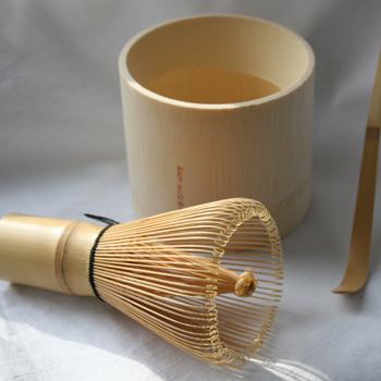 Bamboo Matcha Making Kit