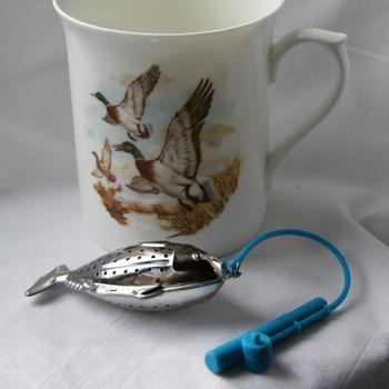 Fish Mug Tea Infuser