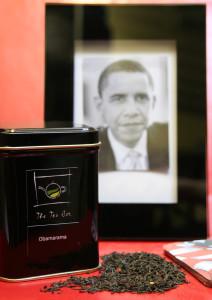Obamarama tea