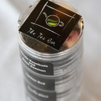 Sample tea gift set